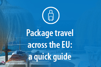 Package travel across the EU: a quick guide